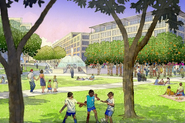 RIA DC Proposed Rendering